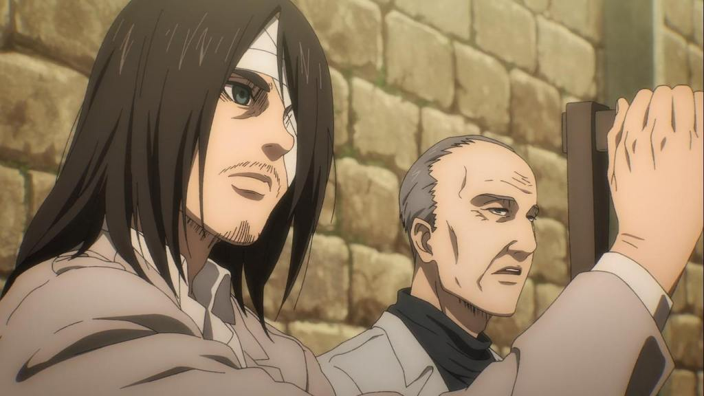 Featured image for Attack on Titan Season 4 Episode 4