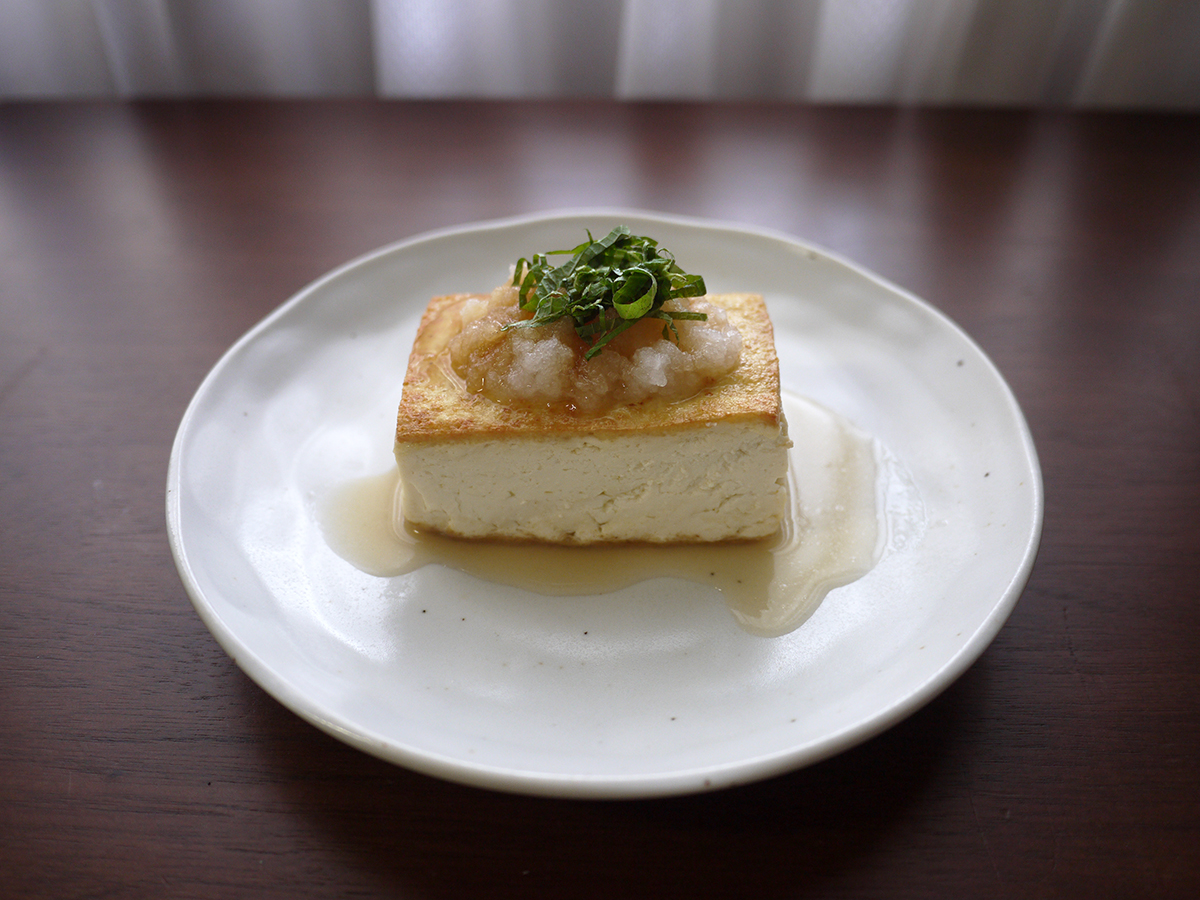 Featured image for Altering Expectations with the Taste of Tofu Steak