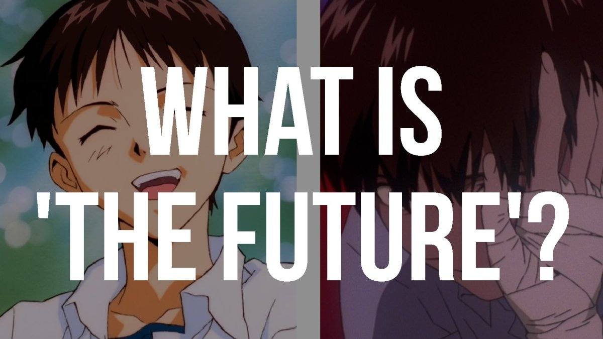 Featured image for Evangelion Analysis | GITM Podcast Ep. 69: What Is The Future?