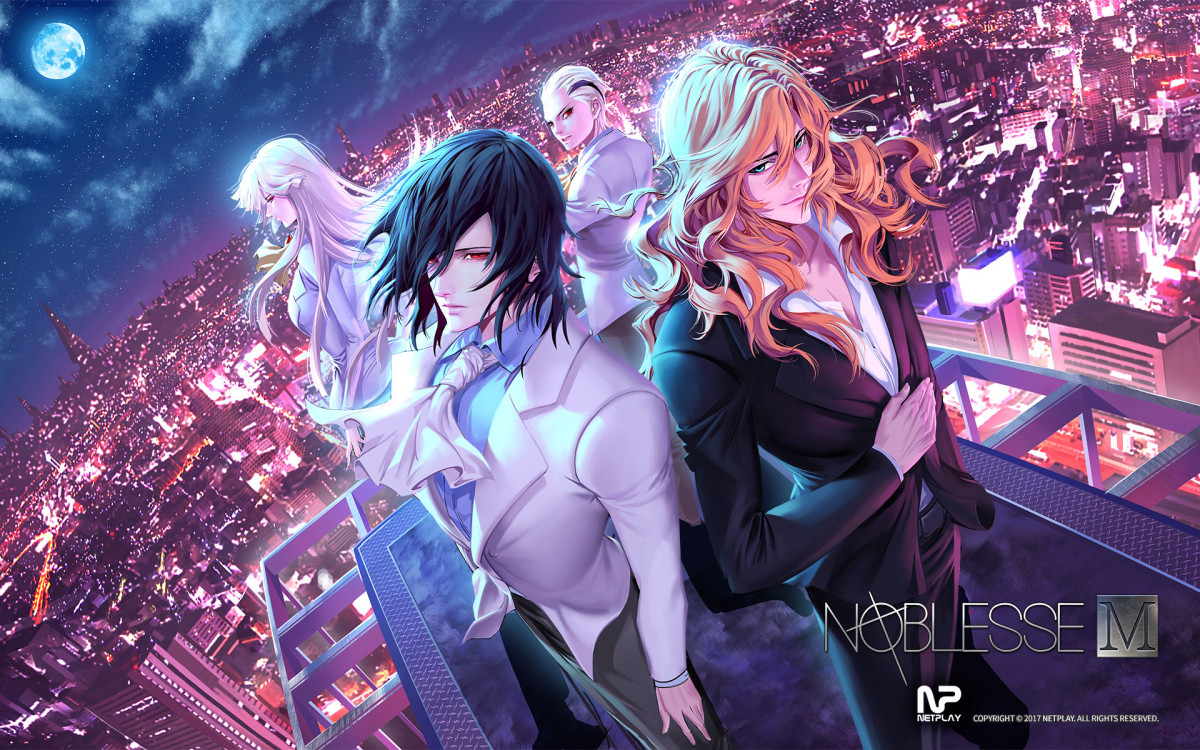Featured image for Noblesse – Episode 13