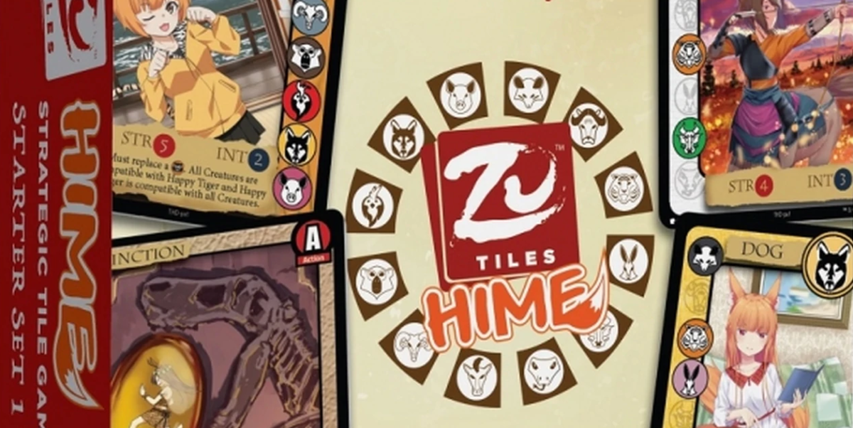 Featured image for The Anime-Style Art of ZU Tiles: Hime