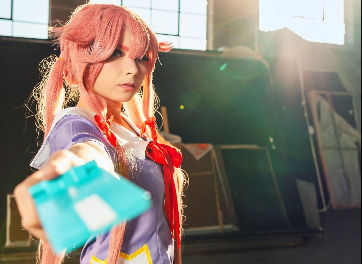 Featured image for Cosplay Beats: Yuno Gasai and Ibuki Mioda!