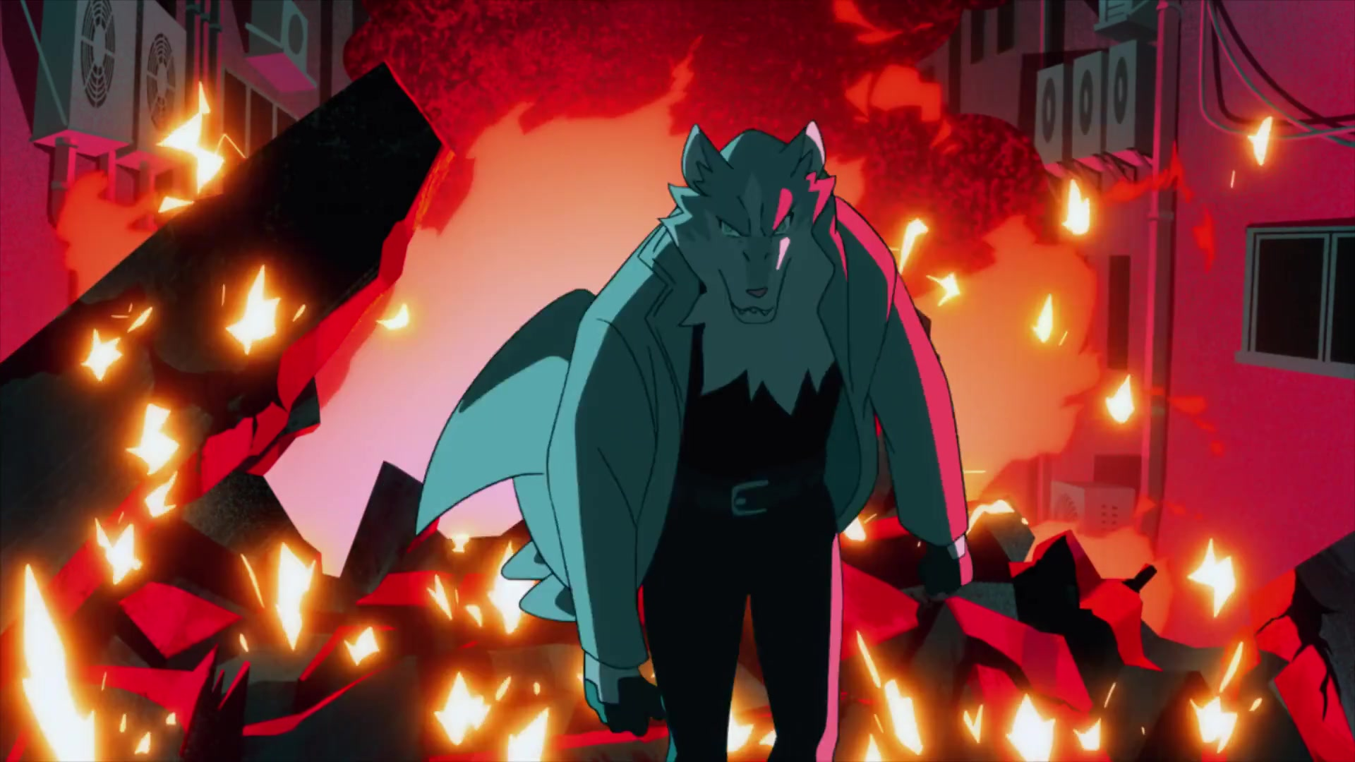 Featured image for BNA: Brand New Animal episode 1 anime review