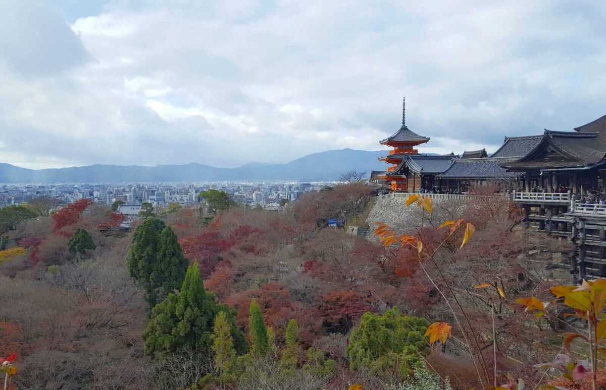 Featured image for The Best (and Cheapest) Places for Aerial Views of Kyoto