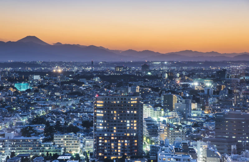 Featured image for Top 5 FREE Places with the Best Views of Tokyo
