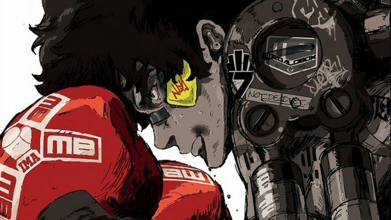 Featured image for Merry Days of Anime 2020: Megalo Box