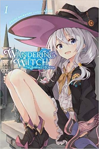 Featured image for Wandering Witch:The Journey of Elaina(End)