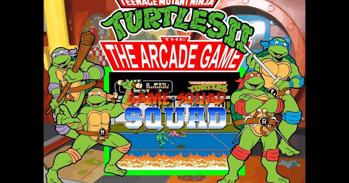 Featured image for Top 5 Ninja Turtle Games