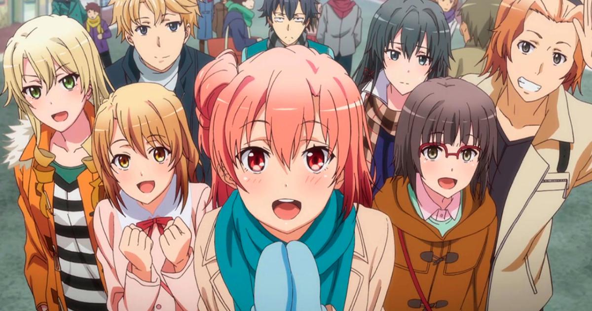 Featured image for Top 5 Anime Like Oregairu :