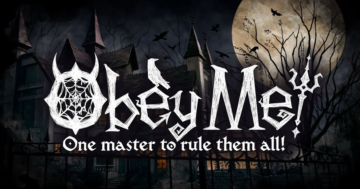 Featured image for Shall we Date? Obey Me: One Master to Rule Them All- Game Review| The Kitten Who Eats Ramen