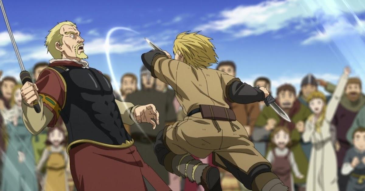 Featured image for Top 5 Anime Like The Vinland Saga