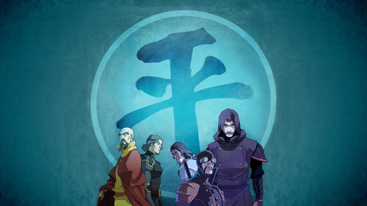 Featured image for Legend of Korra, Book 1: Air
