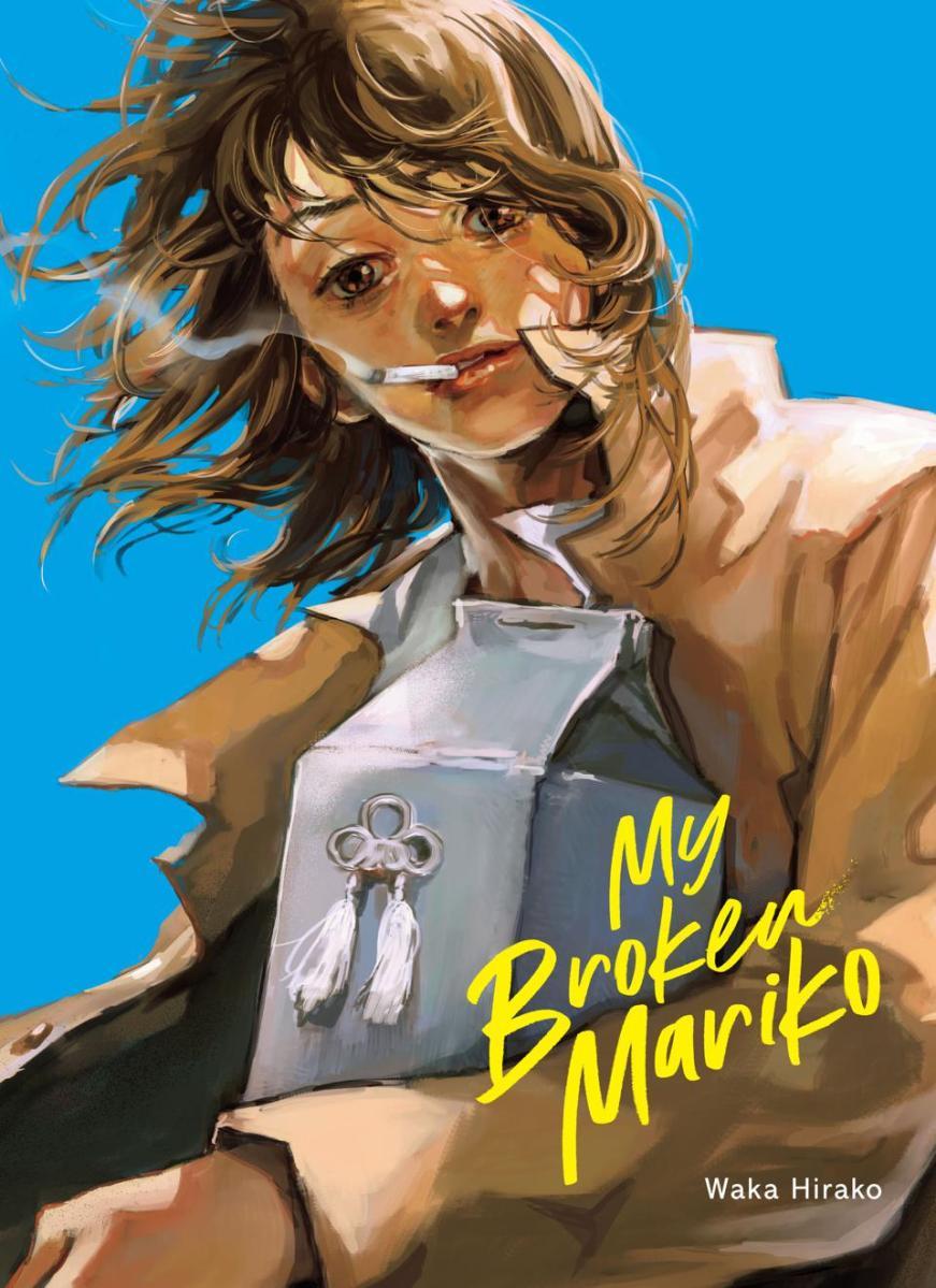 Featured image for My Broken Mariko Manga Review