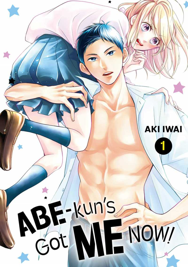 Featured image for Abe-kun's Got Me Now Manga Volume One Review