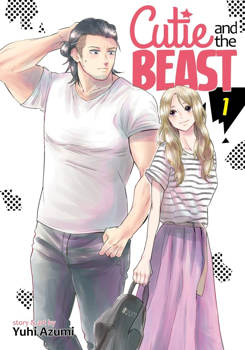 Featured image for Cutie and the Beast Manga Volume One Review