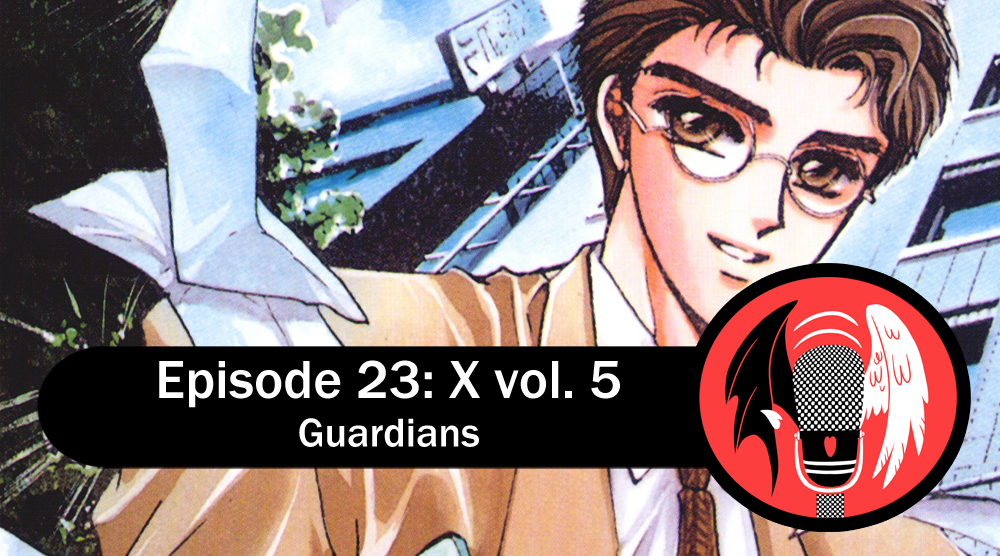 Featured image for Episode 23: X vol. 5 – Guardians