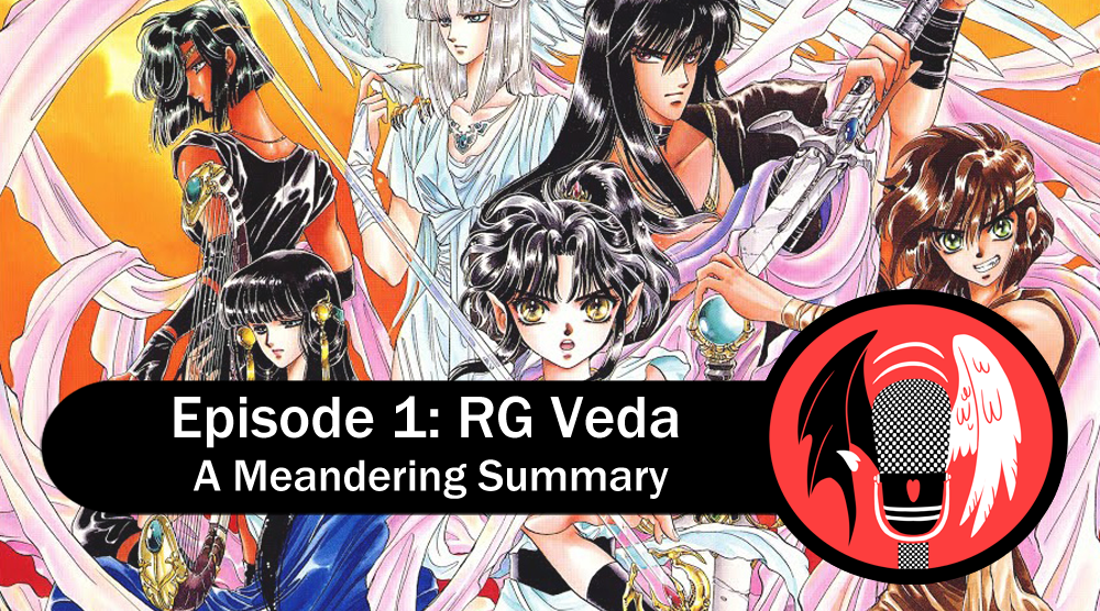Featured image for Episode 1: RG Veda – A Meandering Summary