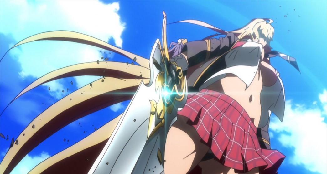 Featured image for Lynn's Top 10 Ecchi Anime Swordswomen!