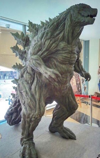 "Featured image for ANIME GODZILLA DISPLAY MODEL IN KAWASAKI! Promotion for ""Godzilla: Planet of the Monsters"""