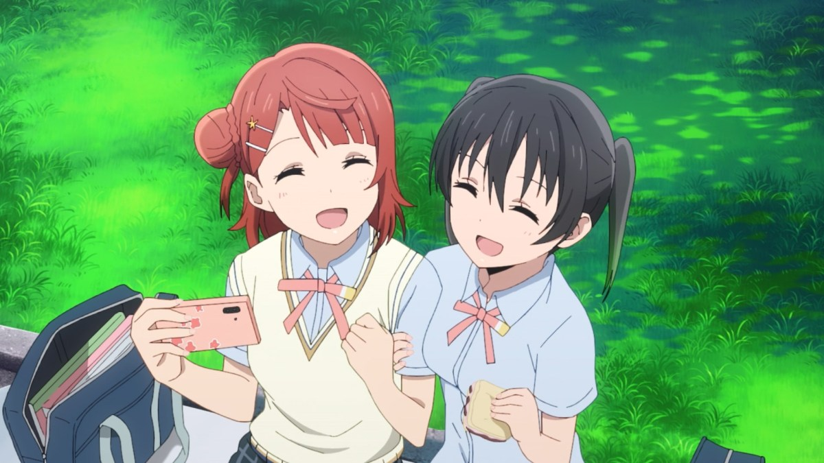Featured image for My Thoughts on the Love Live Nijigasaki Anime Premiere