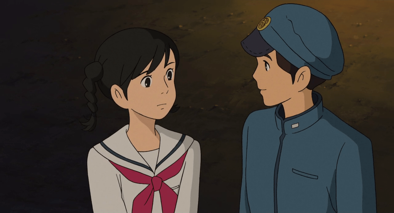 Featured image for Anime Feature: From Up on Poppy Hill Movie