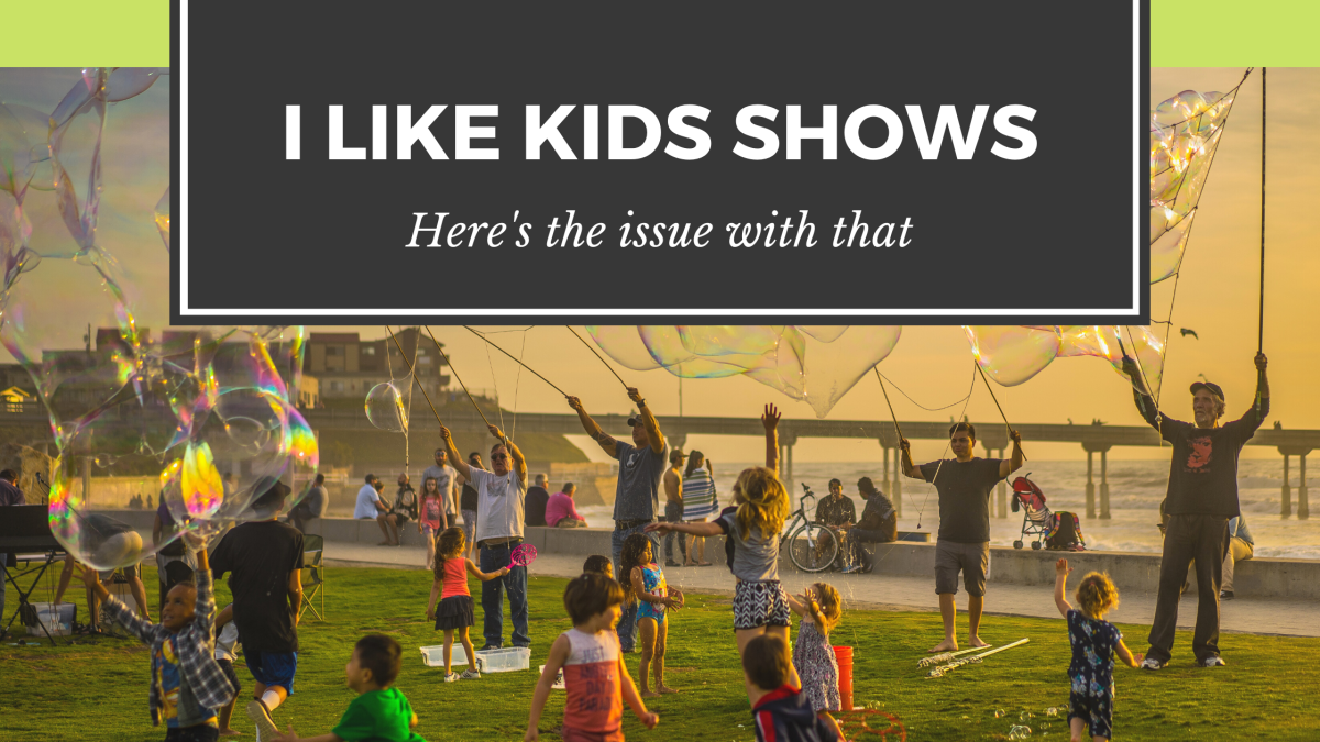 Featured image for Opinion Time: I Like Kids Shows