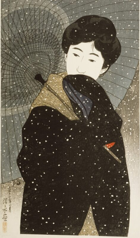 Featured image for Yuki, The Snow Woman
