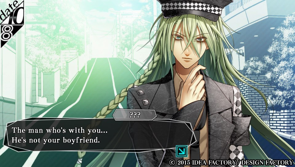"Background image for Review: Amnesia Toma Route [Bad End 2 ""We'll be together forever.""]"