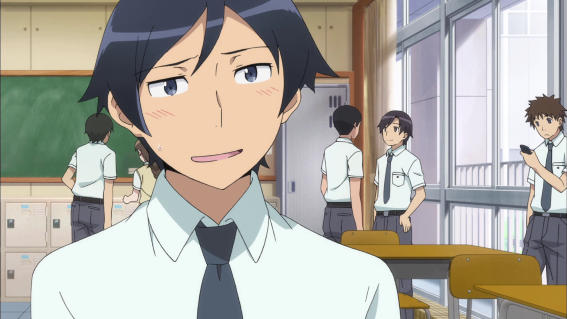 """Featured image for """"Oreimo"""" and its objectives – Season Two"""