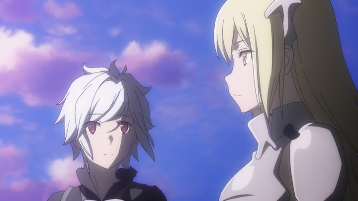 Featured image for DanMachi 3 Review – 88/100