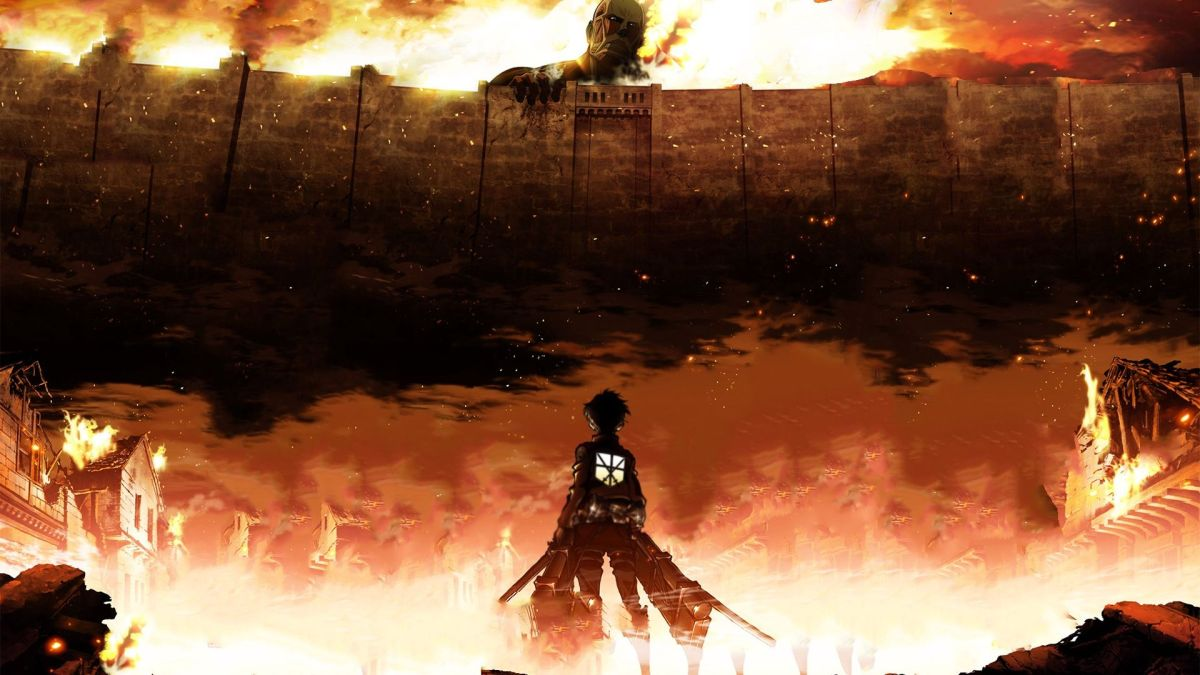 Featured image for Attack on Titan season 1: A review