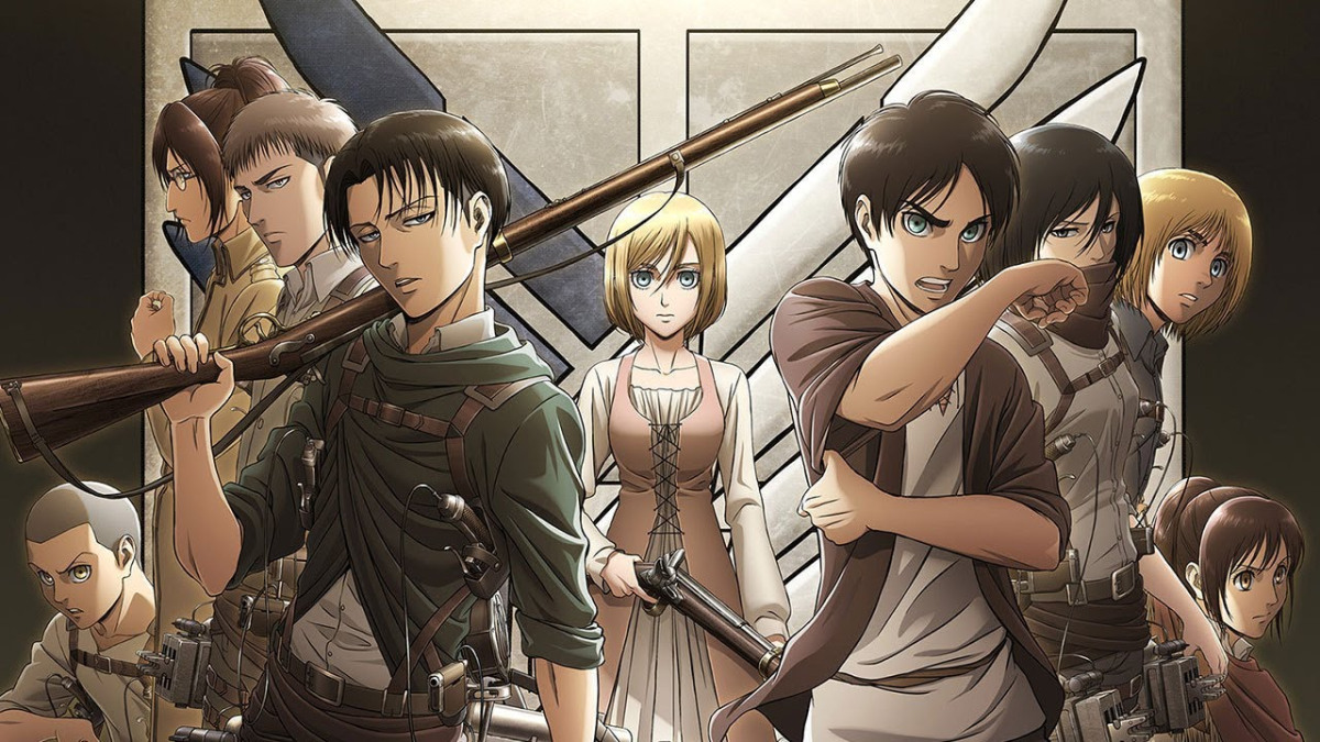 Featured image for Attack on Titan Season 3: A Review (?)