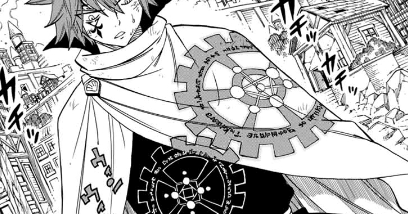 Featured image for Fairy Tail 100 Year Quest Chapter 59 Review - Gears of Fate