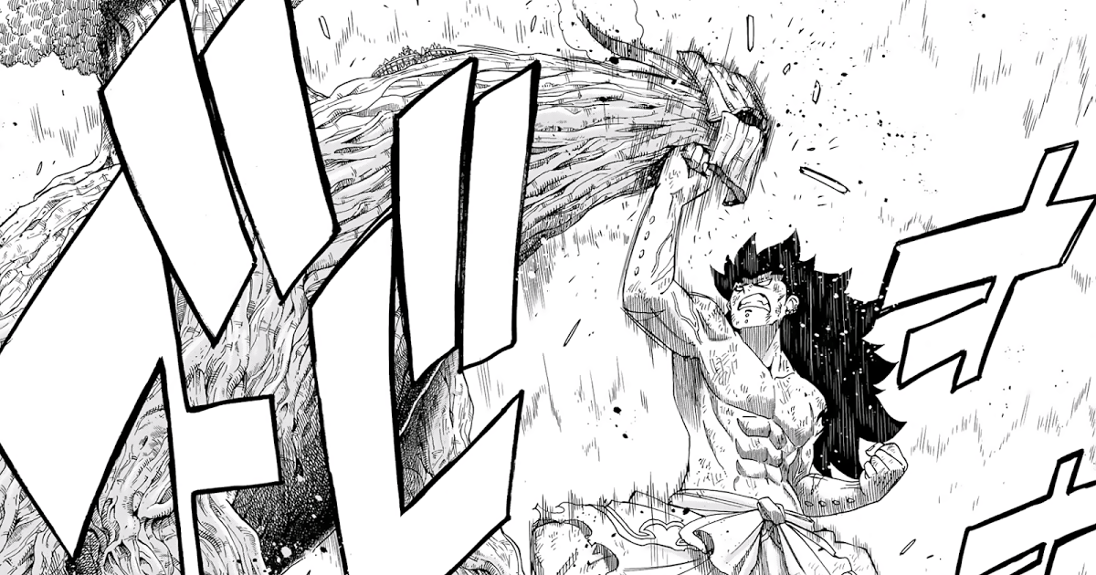 Featured image for Fairy Tail 100 Years Quest Chapter 60 & Eden's Zero Chapters 101 and 102 Review