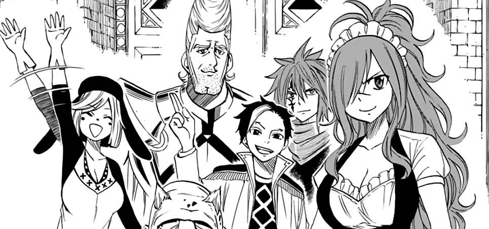 Featured image for Fairy Tail 100 Years Quest Chapter 67 and Eden's Zero 114 & 115 Review