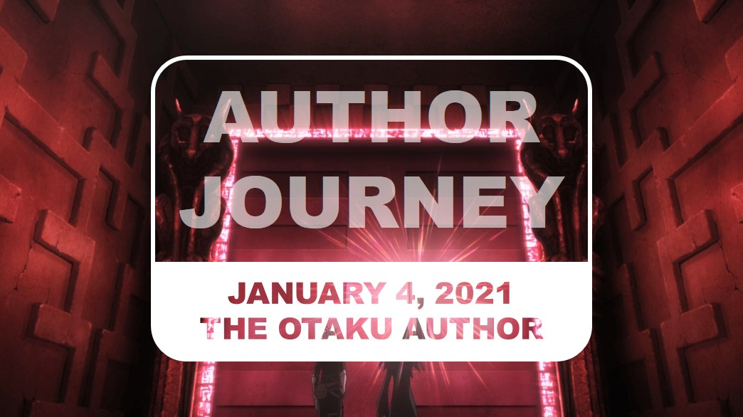 Featured image for Author Journey (January 4, 2021)