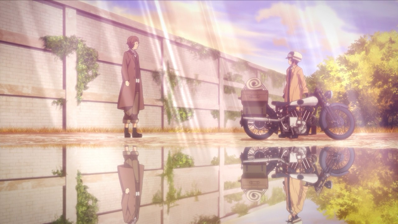 Featured image for Kino no Tabi: The Beautiful World (Spoiler Free Review)