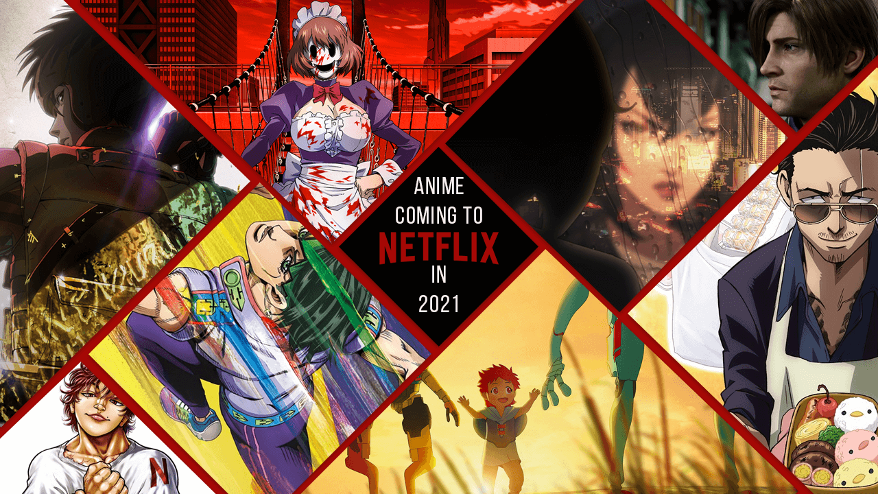 Featured image for Let's Talk About Netflix Anime (No Really)