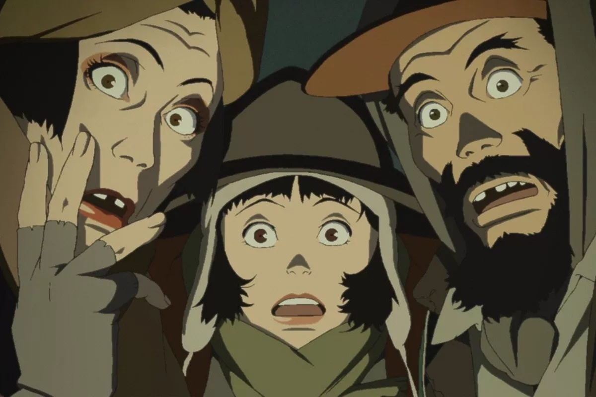 Featured image for Character of the Month: The TokyoGodfathers