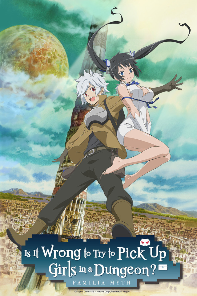 Featured image for Anime REvisited: Danmachi Season One Episode Nine Review!