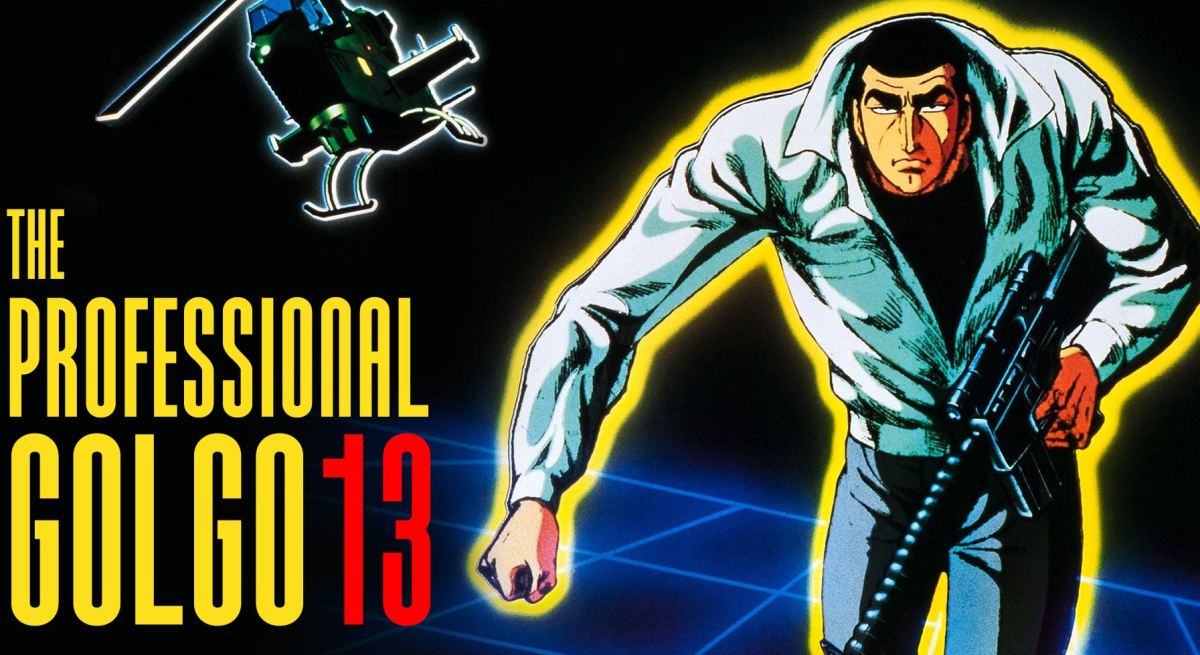 Featured image for Golgo 13: The Professional