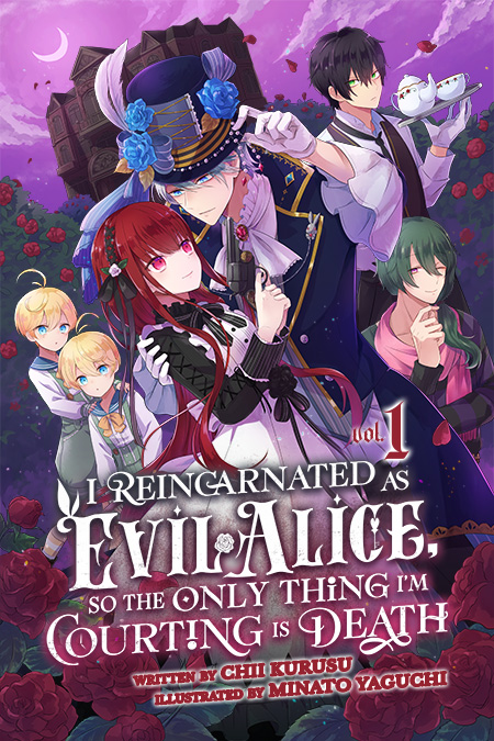 Featured image for I Reincarnated as Evil Alice, So the Only Thing I'm Courting is Death Volume 1 Review
