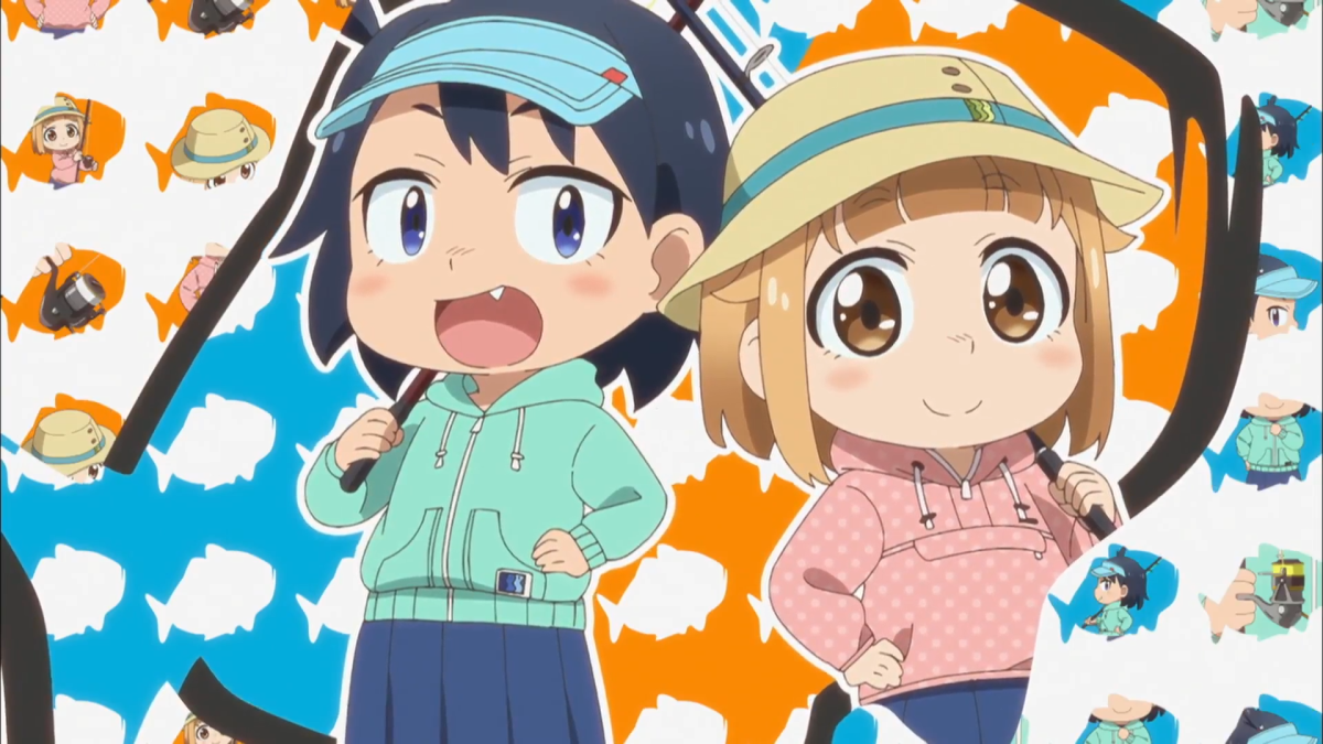 """Featured image for Houkago Teibou Nisshi – The """"Cute Girls Doing Not-So-Cute Things"""" Anime Made Just for Me."""