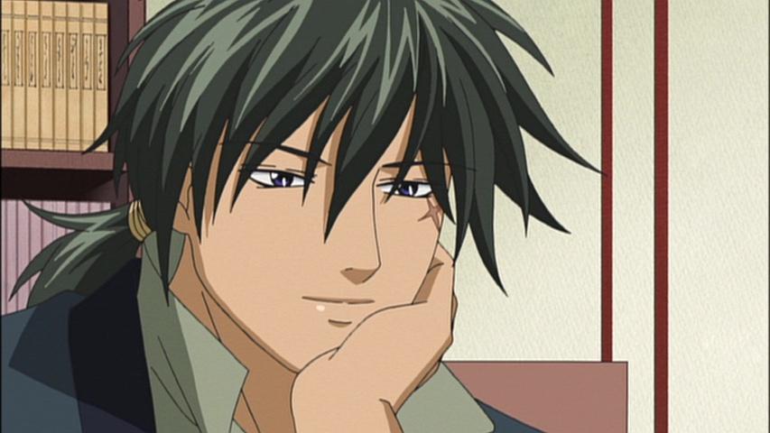 Featured image for Saiunkoku Monogatari Episode 28