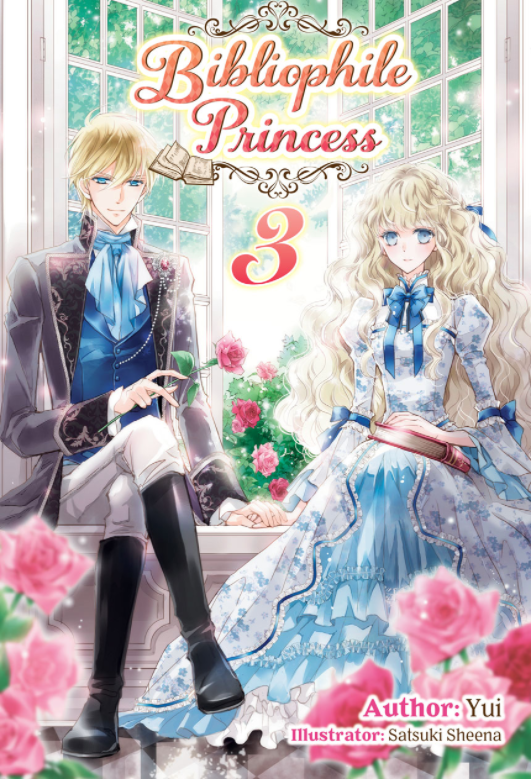 Featured image for Bibliophile Princess Vol. 3 LN Review