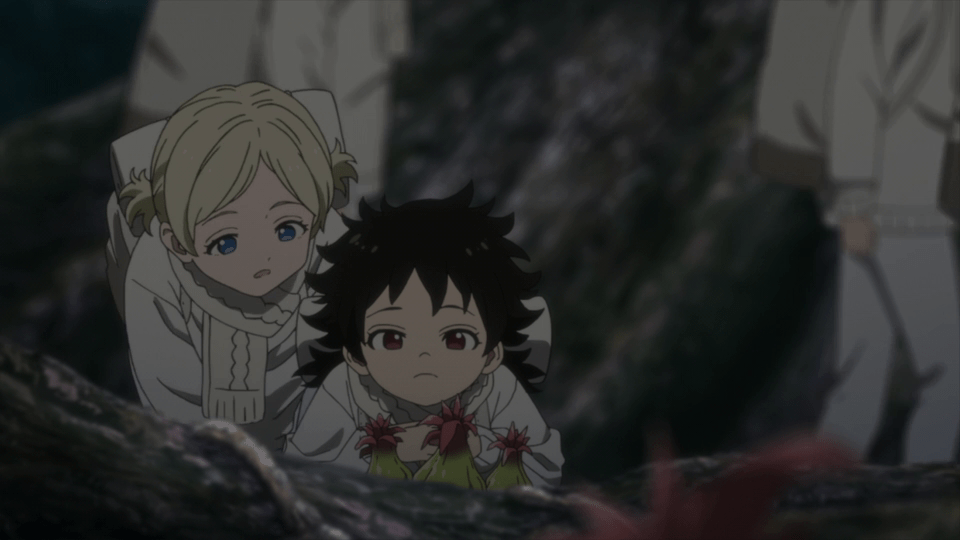 Featured image for Winter 2021 First Impressions: The Promised Neverland S2, Gekidol, Hortensia Saga