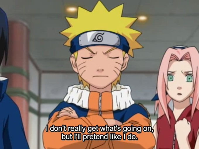 Featured image for There are no shortcuts to be Hokage: Naruto Thoughts
