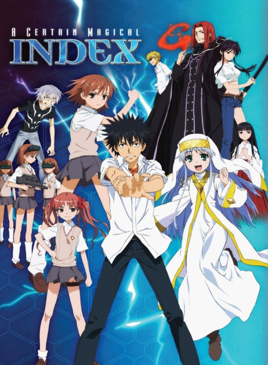 Featured image for A Certain Magical Index