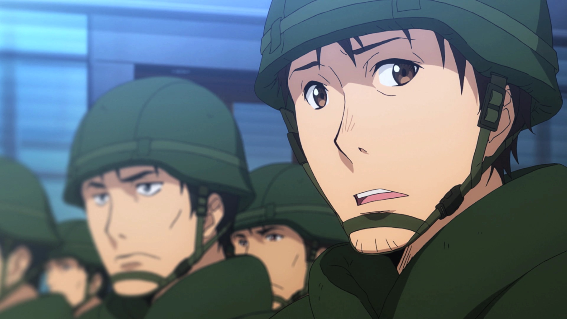 Featured image for Gate Thus The JSDF Fought There Episode 1 Review