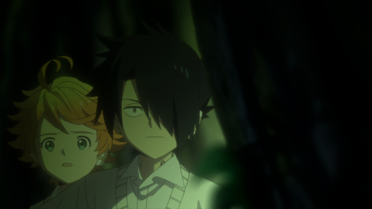 Featured image for Transitioning from a closed stage to open terrain: The Promised Neverland Season 2, Episode 1